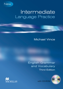 Language Practice Intermediate Student's Book -key Pack 3rd Edition, Mixed media product Book