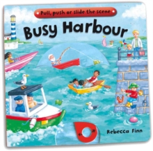 Busy Books: Busy Harbour, Board book Book