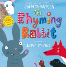The Rhyming Rabbit, Hardback Book