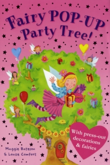 Treetop Fairies: Fairy Pop-up Party Tree, Hardback Book