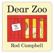 Dear Zoo Touch and Feel Book, Board book Book