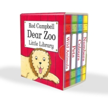 Dear Zoo Little Library, Mixed media product Book