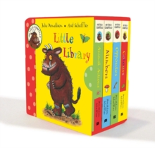 My First Gruffalo Little Library, Mixed media product Book