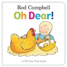 Oh Dear!, Board book Book