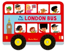 Whizzy Wheels: London Bus, Board book Book