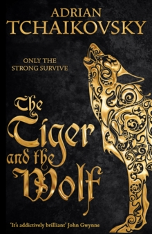 The Tiger and the Wolf, Hardback Book
