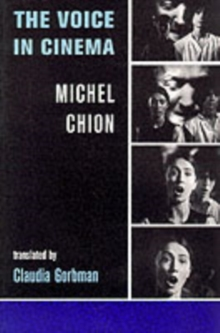 Voice in Cinema, Paperback Book
