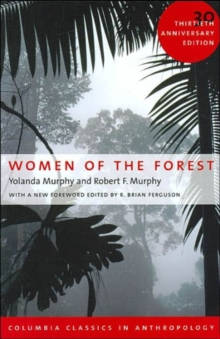 Women of the Forest, Paperback / softback Book