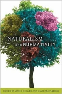 Naturalism and Normativity, Hardback Book