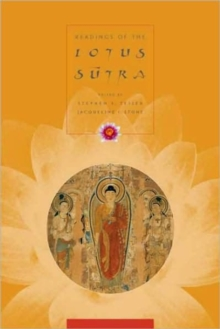 Readings of the Lotus Sutra, Hardback Book