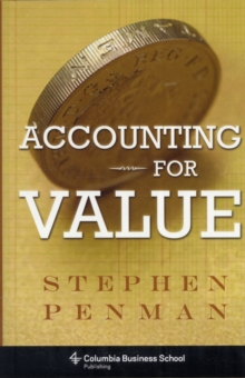 Accounting for Value, Hardback Book