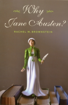 Why Jane Austen?, Paperback Book