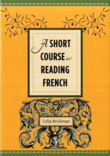 A Short Course in Reading French, Paperback Book