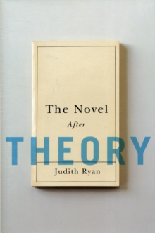 The Novel After Theory, Hardback Book