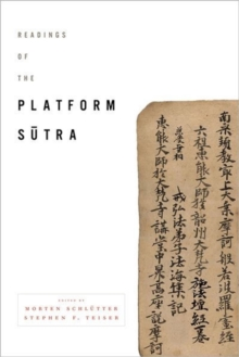 Readings of the Platform Sutra, Hardback Book