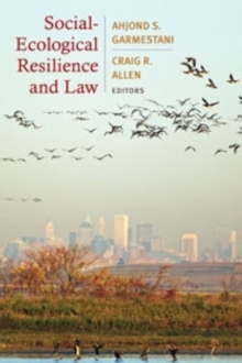 Social-Ecological Resilience and Law, Paperback / softback Book