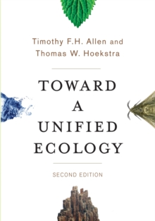 Toward a Unified Ecology, Paperback / softback Book