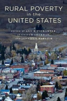 Rural Poverty in the United States, Paperback Book