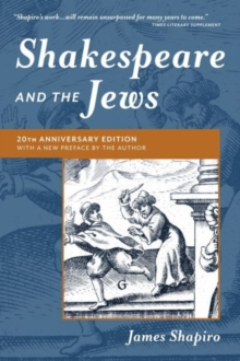 Shakespeare and the Jews, Paperback Book