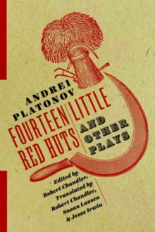 Fourteen Little Red Huts and Other Plays, Hardback Book