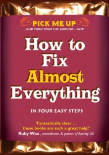 How to Fix Almost Everything, Paperback Book