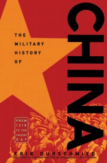 The Military History of China, Hardback Book