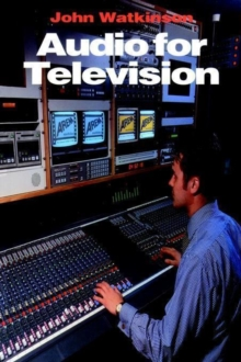 Audio for Television, Paperback / softback Book