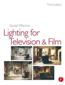 Lighting for TV and Film, Paperback Book