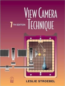 View Camera Technique, Hardback Book