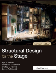 Structural Design for the Stage, Hardback Book