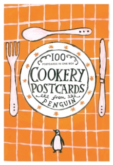 Cookery Postcards from Penguin: 100 Cookbook Covers in One Box, Paperback Book
