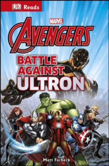 Marvel Avengers Battle Against Ultron, Hardback Book