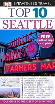 Top 10 Seattle, Paperback Book