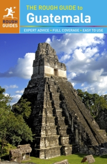 The Rough Guide to Guatemala, Paperback Book