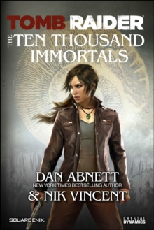 Tomb Raider The Ten Thousand Immortals, EPUB eBook