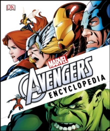 Marvel The Avengers Encyclopedia, Hardback Book