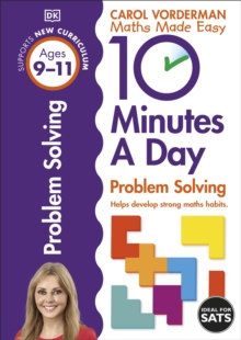 10 Minutes a Day Problem Solving KS2 Ages 9-11 : Ages 9-11, Paperback Book