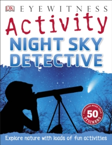 Night Sky Detective, Paperback Book