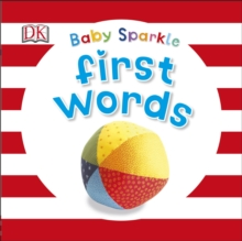 Baby Sparkle First Words, Board book Book
