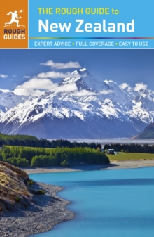 The Rough Guide to New Zealand, Paperback / softback Book