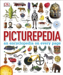 Picturepedia : An Encyclopedia on Every Page, Hardback Book