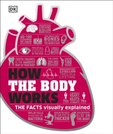 How the Body Works : Big Stuff Simply Explained, Hardback Book