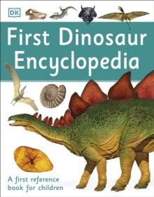 First Dinosaur Encyclopedia, Paperback Book