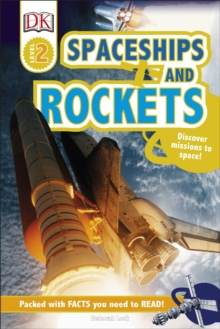 Spaceships and Rockets, Hardback Book