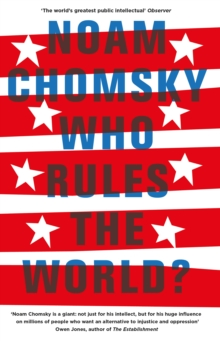 Who Rules the World?, Hardback Book