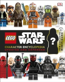 LEGO (R) Star Wars (TM) Character Encyclopedia Updated and Expand, Hardback Book