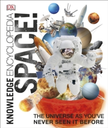 Knowledge Encyclopedia Space!, Hardback Book
