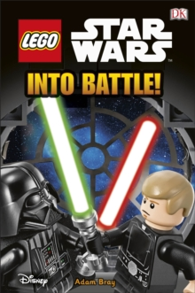 LEGO (R) Star Wars Into Battle, Hardback Book