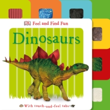 Feel and Find Fun Dinosaur, Board book Book