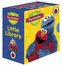 The Furchester Hotel: Little Library, Board book Book